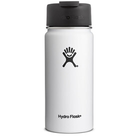 Hydro Flask Wide Mouth Coffe Bottle 473ml White